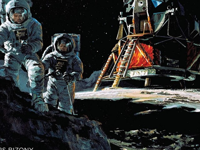 BOOK REVIEW: The Art of NASA: The Illustrations That Sold The Missions