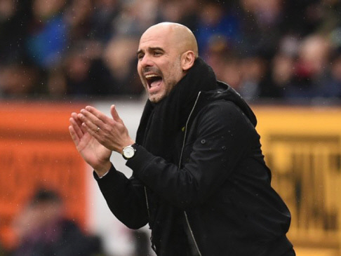 Guardiola bites back at 'prestigious' Neville's poor managerial record