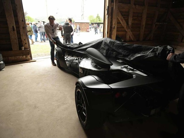 Faster BAC Mono heading to Goodwood Festival of Speed