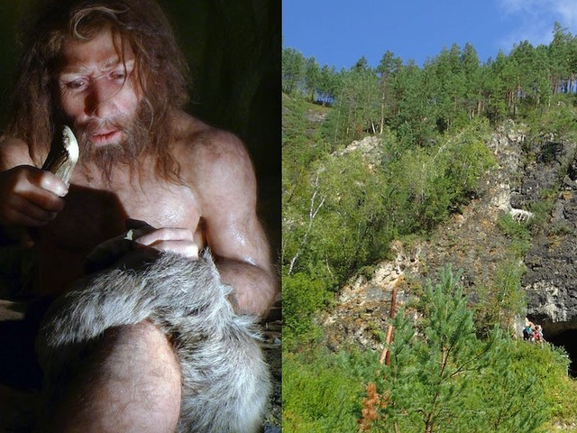 3 species of human ancestors may have mixed and mingled in one Siberian cave 45,000 years ago — altering our evolution