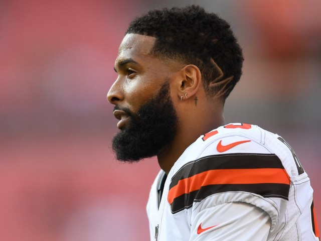 Odell Beckham Jr. calls trade to Browns 'personal', saying the Giants thought 'they'd send me here to die'