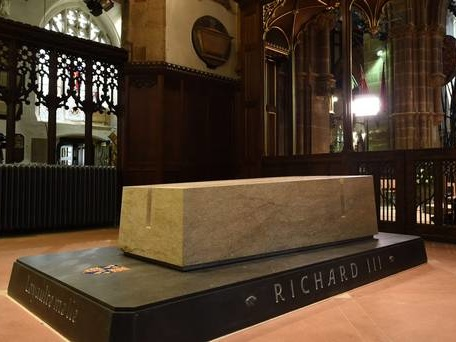 Leicester strip club plan opposed for being too close to Richard III's grave