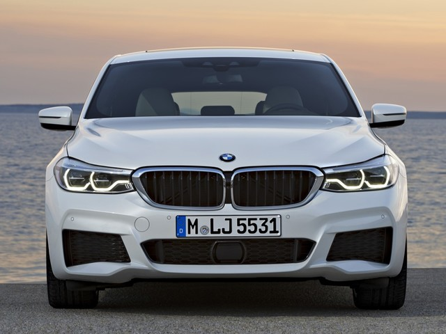 New BMW 6 Series Gran Turismo Gets Visual And Technological Upgrade