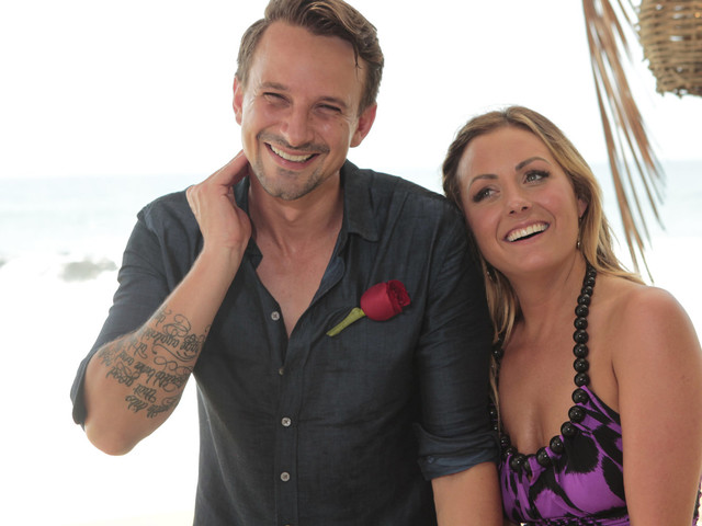 'Bachelor In Paradise' Stars Carly Waddell And Evan Bass Get Married