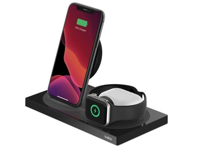 Multi-Device Charging Docks - The Belkin Special Edition Boost Wireless Chargers are Stylish (TrendHunter.com)