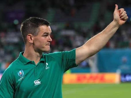 Johnny Sexton says Ireland are hitting their peak ahead of All Blacks clash