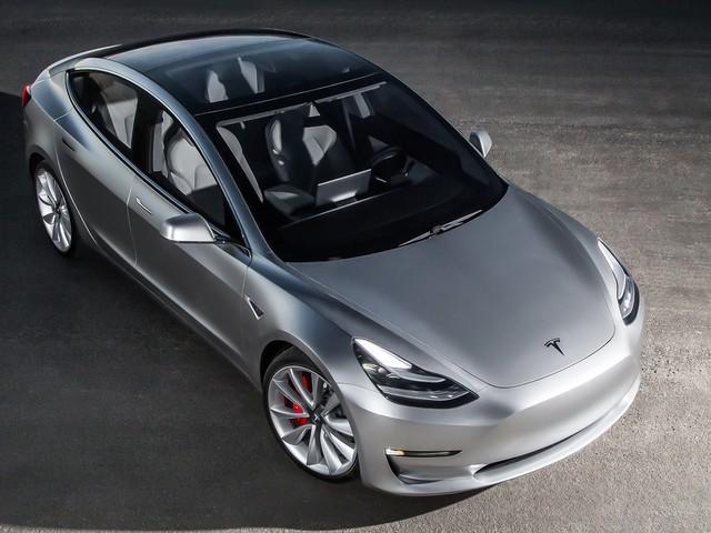 Tesla's Model 3 can now benefit from the wonders of the Tesla Motors app