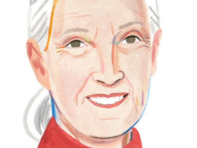 Jane Goodall Explains How Books Led Her to Live Among the Chimps