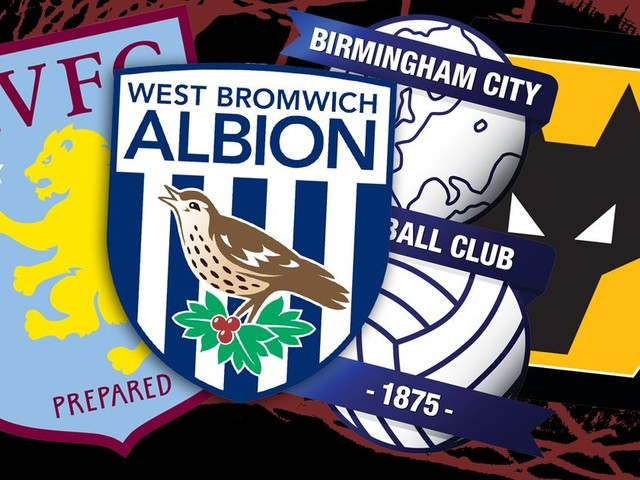 This is what the nation would have made of Aston Villa, Birmingham City, West Bromwich Albion and Wolverhampton Wanderers