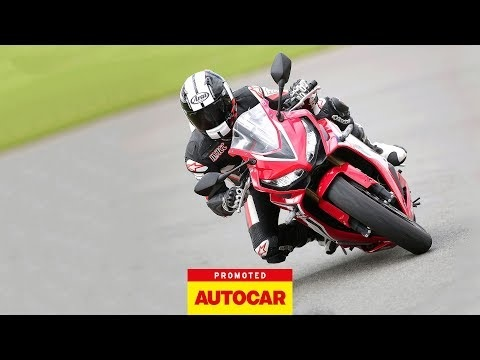 Promoted | Honda CBR650R: Born On The Track
