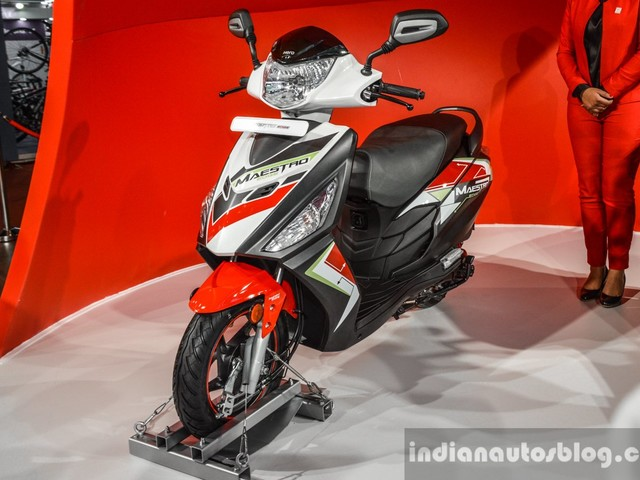 Upcoming 125cc scooter from Hero MotoCorp will have classic design lines – Report