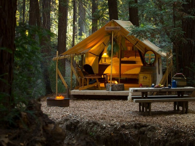 The best glamping vacations in the US
