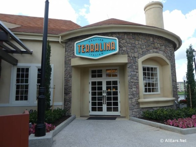 NEWS: Disney Springs' Terralina Crafted Italian and Paddlefish Announce Their Reopening Dates!