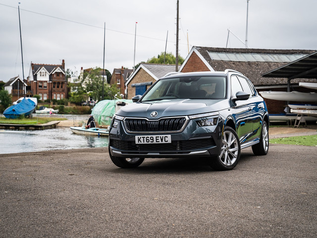 Promoted | The Skoda Kamiq: perfect for urban adventures