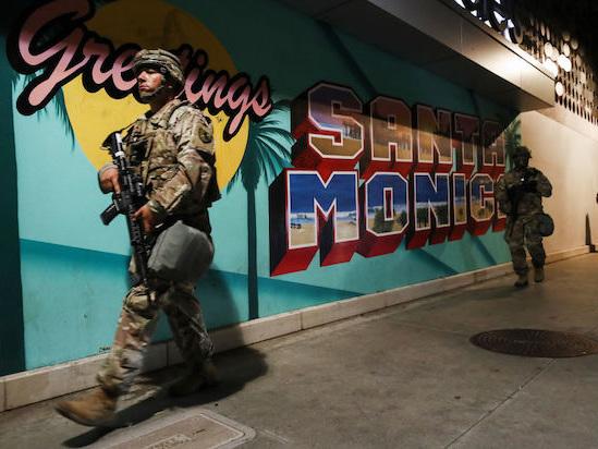 Beverly Hills Sets Tuesday Curfew at 1 PM, Santa Monica at 2 PM