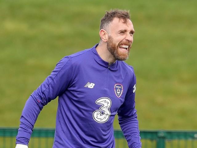 Ireland defender Richard Keogh wants to taste Premier League action