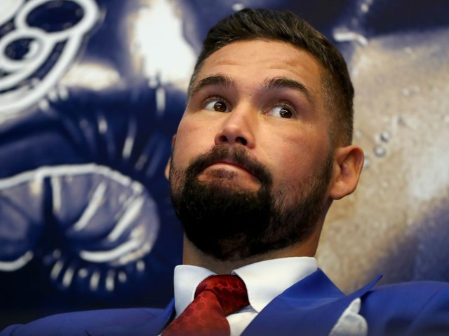 Tony Bellew warns Tyson Fury he cannot announce his return to boxing just yet