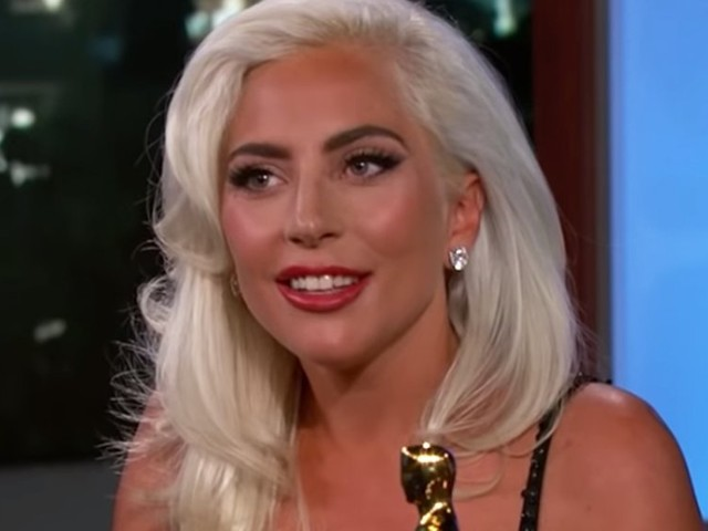Lady Gaga says people didn't take her seriously when she was a 14-year-old restaurant hostess and used to 'practice' her Oscars acceptance speech
