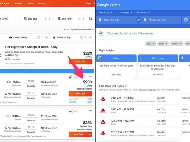 Compare Travel Prices Uk
