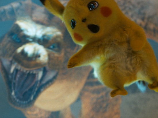 'Detective Pikachu' Opens to $58 Million But Cannot Topple 'Avengers'