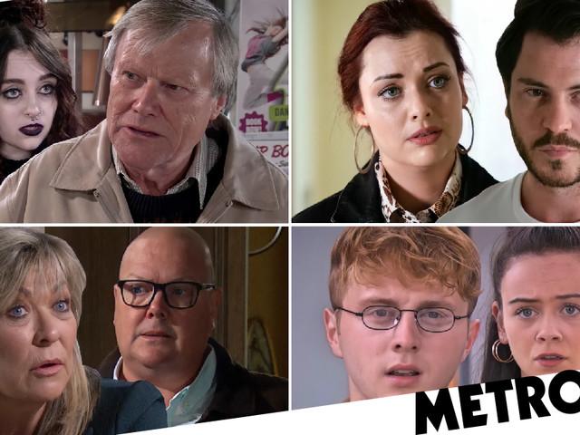 25 soap spoilers: Coronation Street Nina's new project, EastEnders Gray's next victim, Emmerdale scheme, Hollyoaks murder