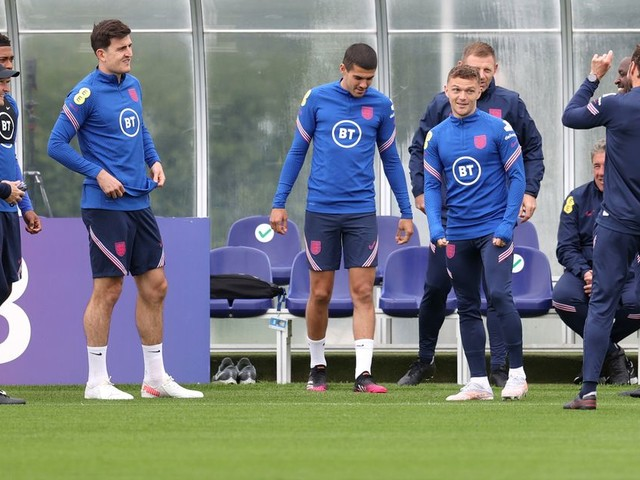 Southgate's inspiring presentation to England stars as pressure begins to rise