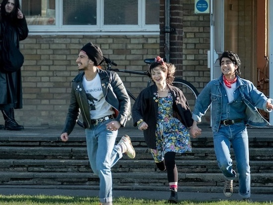 'Blinded by the Light' Film Review: Joyous Indie Musical Soars to Songs of Bruce Springsteen