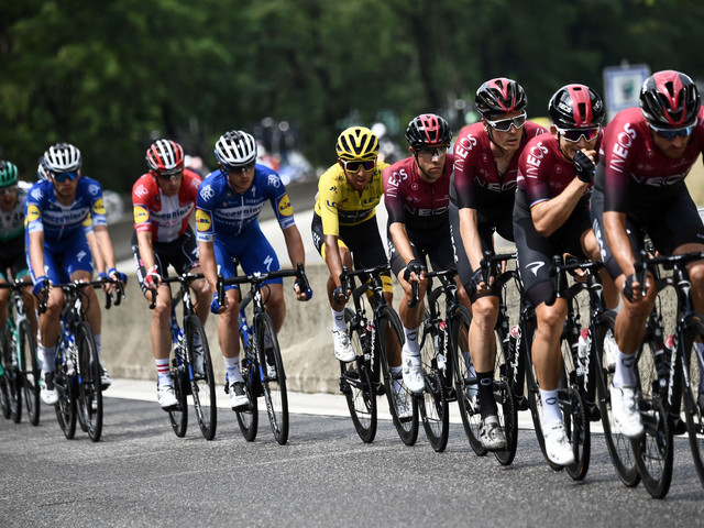 International Cycling Union road survey reveals fears of team domination