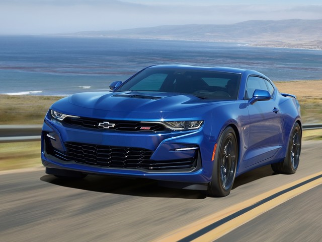 Chevy Has Heard Your Collective Gagging, Introduces Face-Lifted 2020 Chevrolet Camaro SS