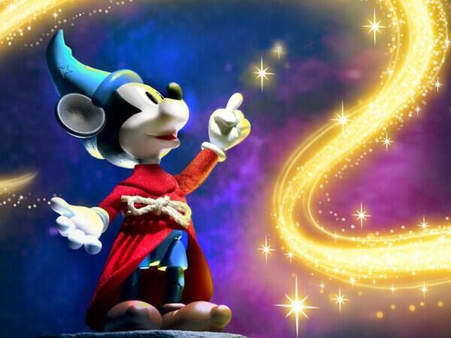 Disney retro action figures unveiled - CNET