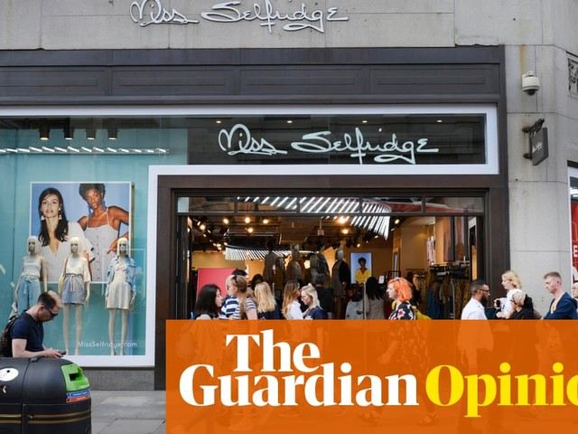 Shop less, live more – save the planet. It doesn't sound that bad to me | Gaby Hinsliff