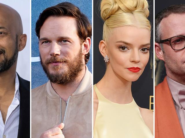 Super Mario Bros. Movie Lands All-Star Voice Cast: Chris Pratt, Anya Taylor-Joy, Keegan-Michael Key, Seth Rogen