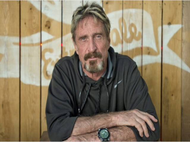John McAfee Interview With Bitcoin News