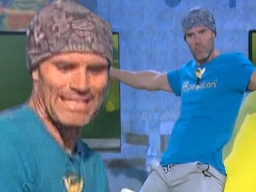 Big Brother All-Stars: Enzo Palumbo wins banana-riding contest and scores 'golden power of veto'