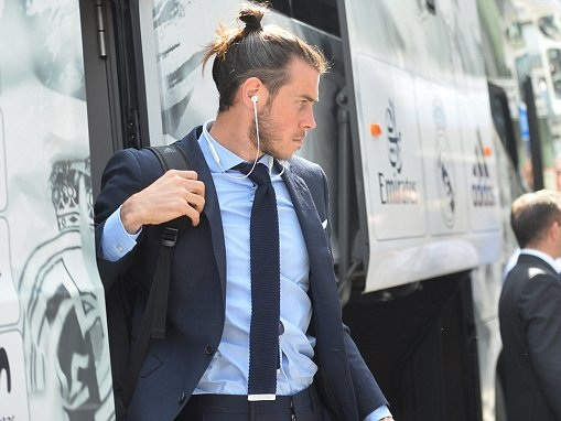 Real Madrid winger Gareth Bale 'honoured' by Bayern Munich link