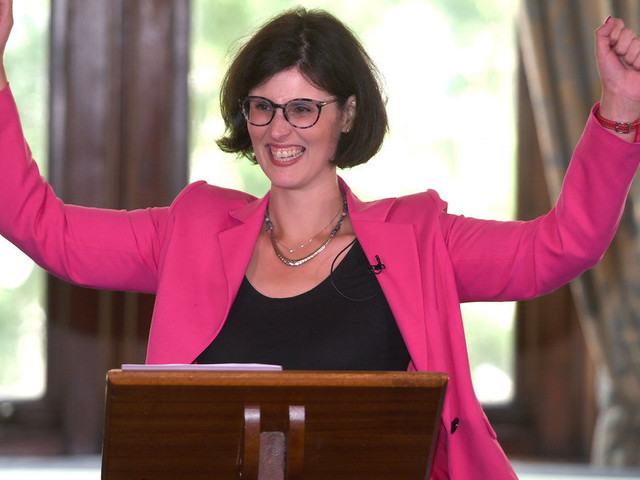 17 From '17: Layla Moran On Her 'Anarchism' And The Demise Of British Politics