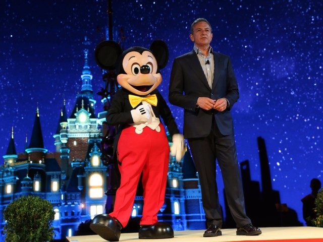 Disney and 21st Century Fox are climbing as report says a deal for assets is coming Thursday (FOXA, DIS)