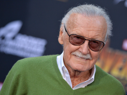Legendary comic books writer Stan Lee dies aged 95