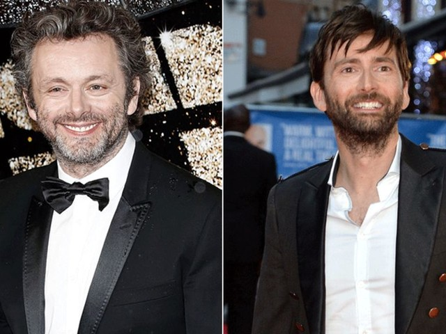 David Tennant and Michael Sheen sign up for new Amazon drama