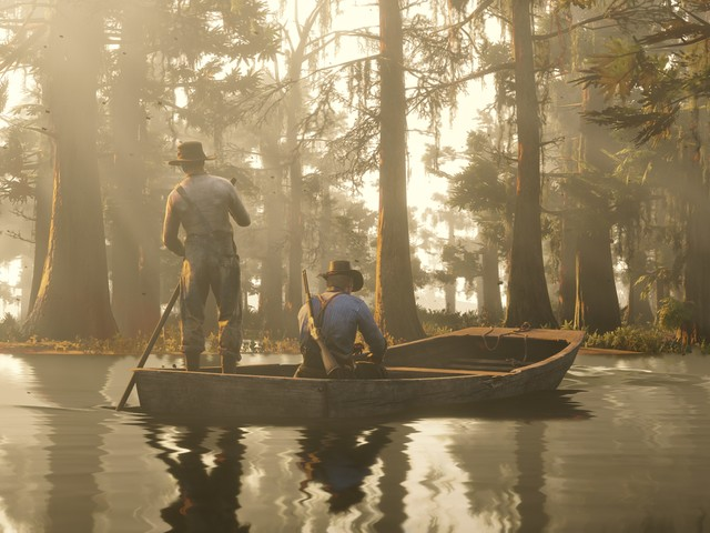 Red Dead Redemption 2 map: let's take a look in detail