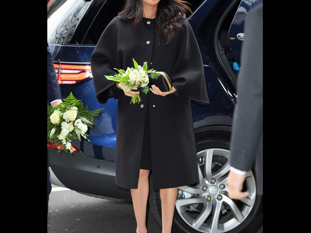 Meghan, Duchess of Sussex In Gucci – New Zealand House