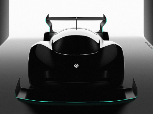 Volkswagen developing electric racer for Pikes Peak 2018