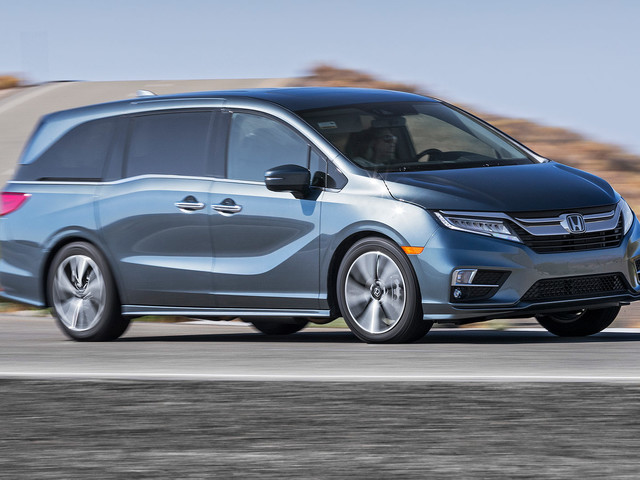 Honda Odyssey: 2018 Motor Trend Car of the Year Contender
