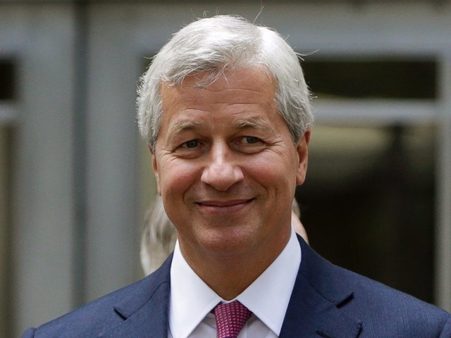 JPMorgan Chase has taken the No.1 spot in a critical ranking for the first time in nearly 25 years (JPM, BAC, C)