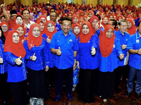 Wanita Umno's important role in GE14