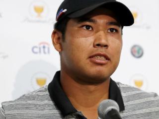 Language no barrier as Matsuyama bonds with International teammates