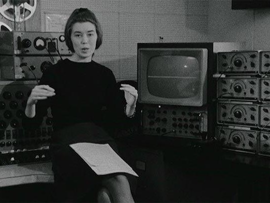Delia Derbyshire To Be Given Posthumous Honorary PHD