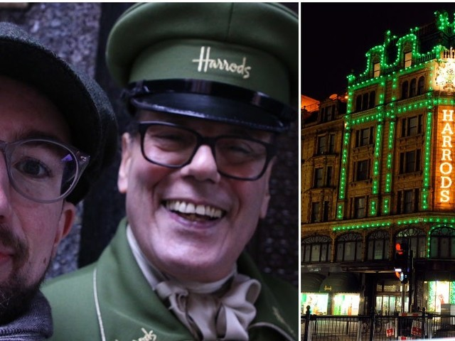 I hate shopping but a visit to Harrods, the world's most luxurious department store, was so fun I'd go back