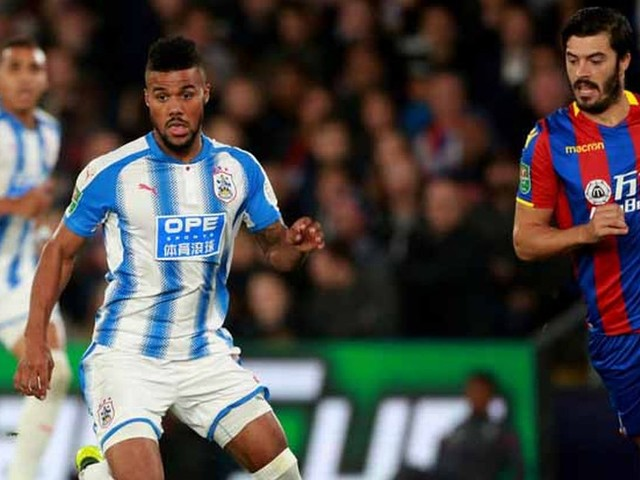 Elias Kachunga ready to be Huddersfield Town's main man against Burnley this weekend