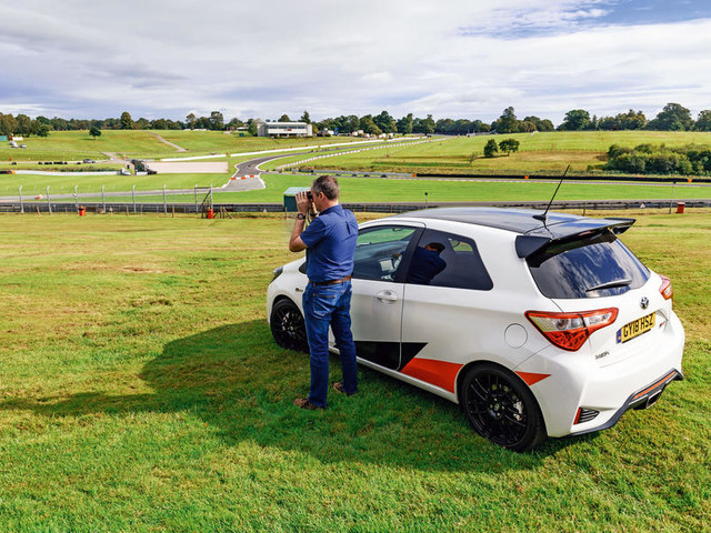 Tracing the 2019 Wales Rally GB route in a Toyota Yaris GRMN